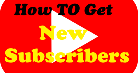 How To Get New Subscribers on YouTube Channel?