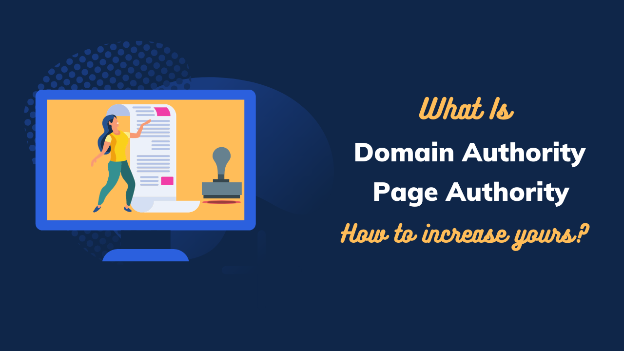 domain authority and page authority