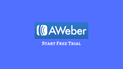 AWeber: Start Your 30-Days Free Trial