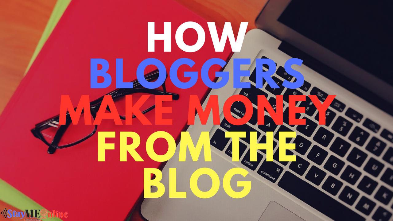 how to make money from a blog site