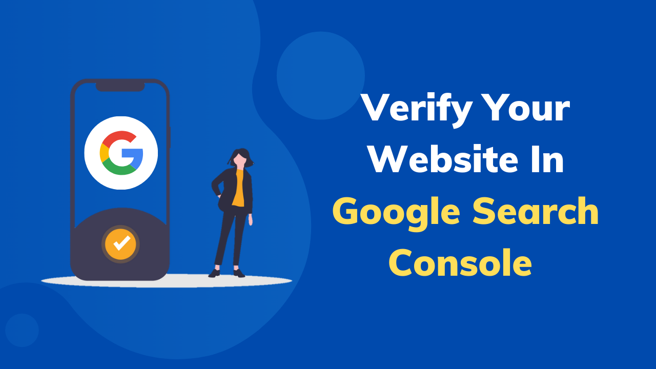 How To Verify Website On Google Search Console_