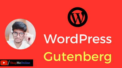 Upcoming WordPress Gutenberg Editor Demo