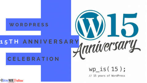 WordPress 15th Anniversary Celebration Memories {Pictures}