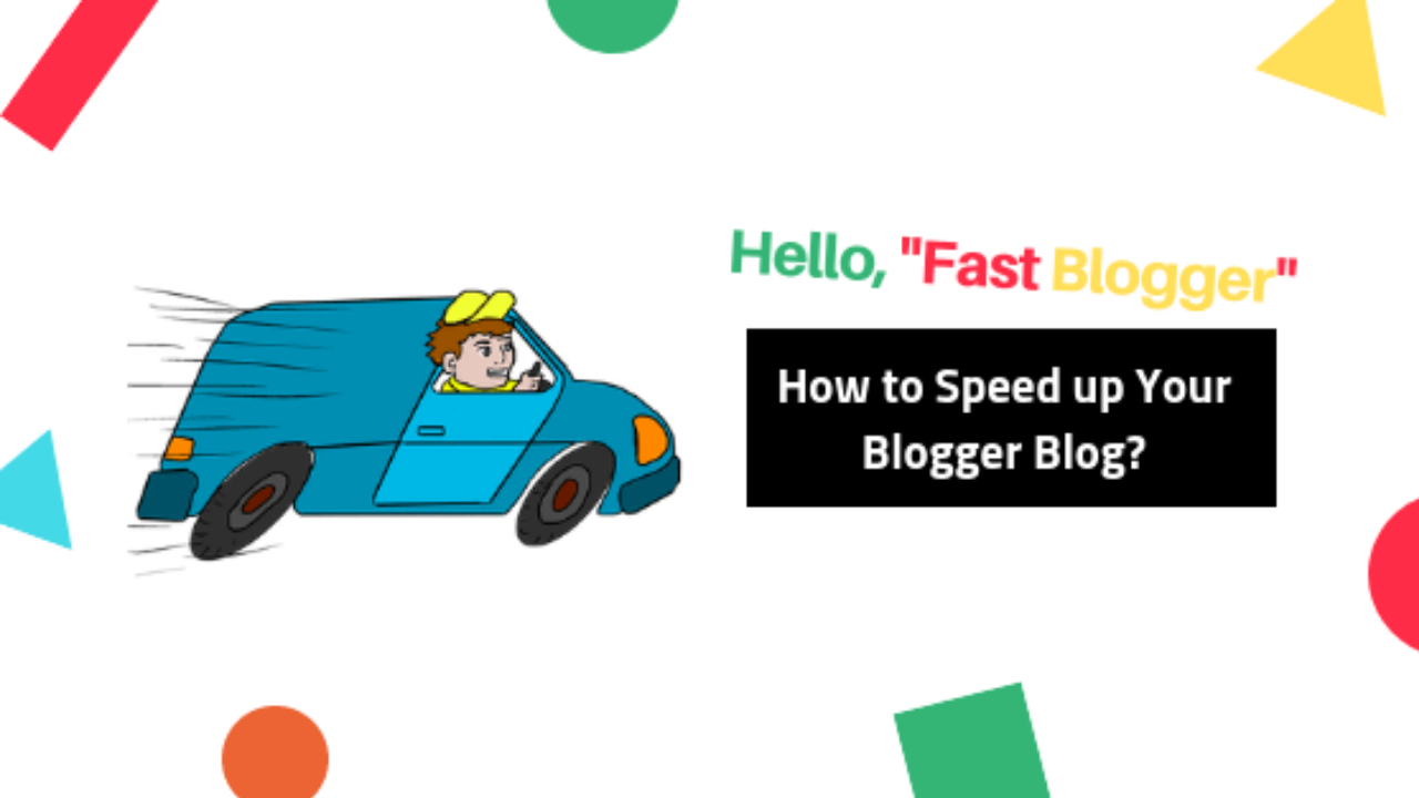 Blogger Blog Speed