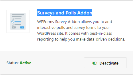 How To Create A Survey Form On A WordPress Site?