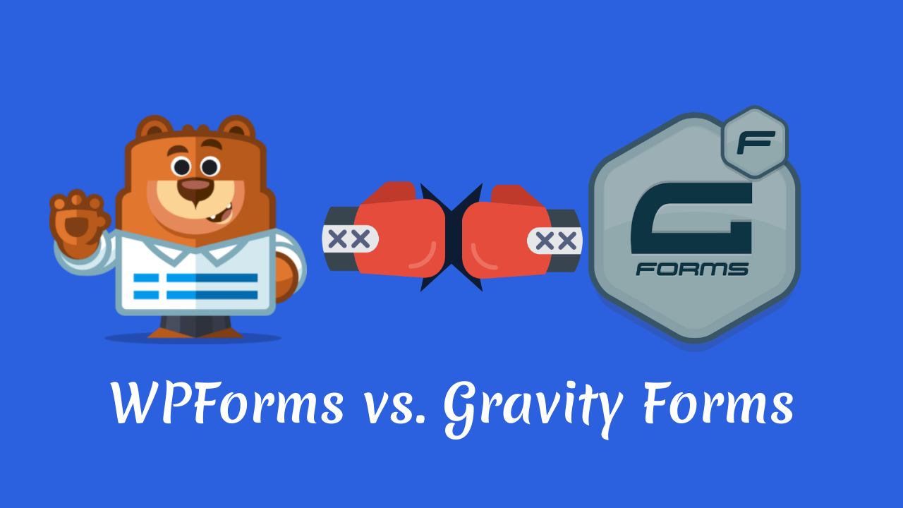 WPForms vs. Gravity Forms