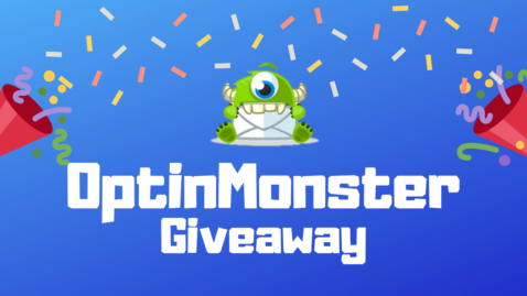 OptinMonster Giveaway: Win OptinMonster Pro License For 1 Year[3 Winners]