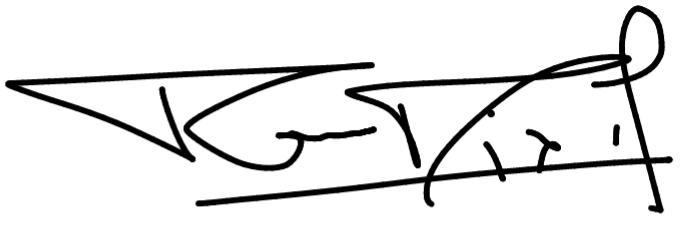 Ravi Dixit Signature