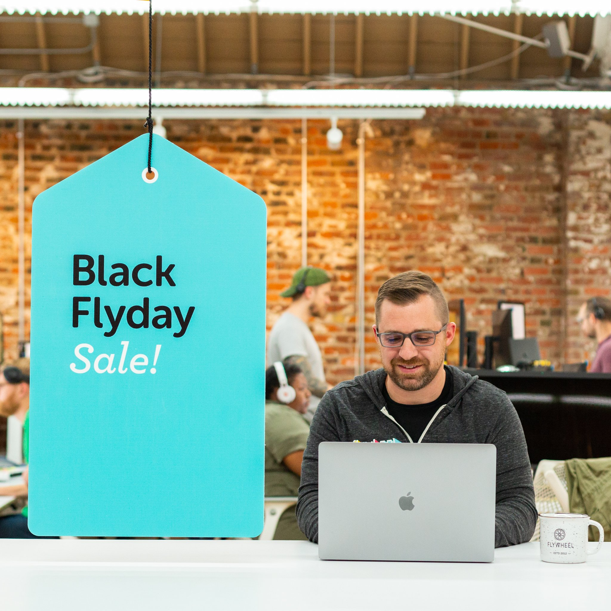 Flywheel black friday sale