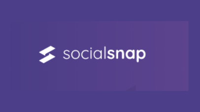 Social Snap Black Friday Deal
