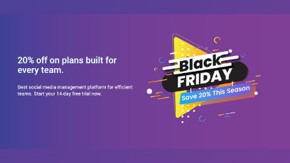 SocialPilot Black Friday Deal