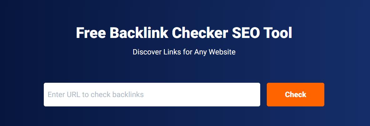 Monitor Backlink