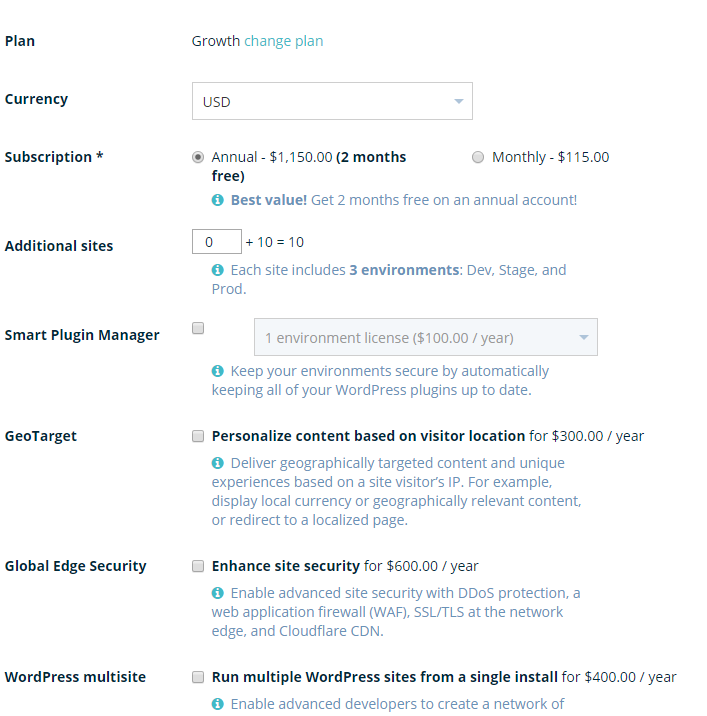 WP Engine Coupon Code 2020: Get 10% OFF + 2 Months Free On Annual Plans
