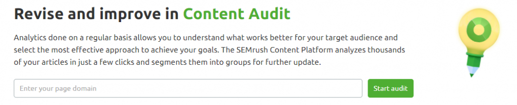 SEMrush Content Marketing Platform Review: A ToolKit To Create Top-Notch Content?