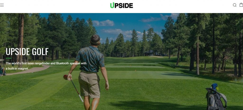 upside golf affiliate program