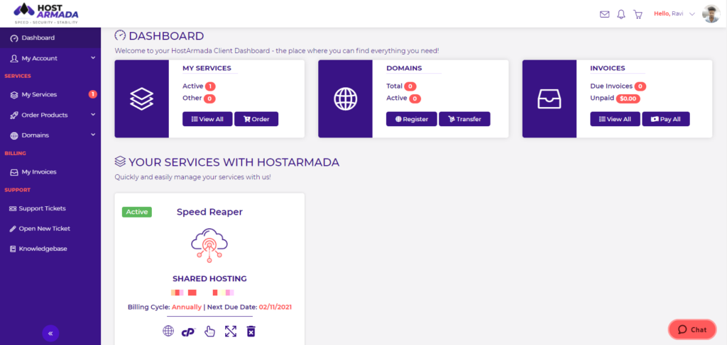 HostArmada Review 2021: Features, Uptime, Price & Speed (✅Tested)