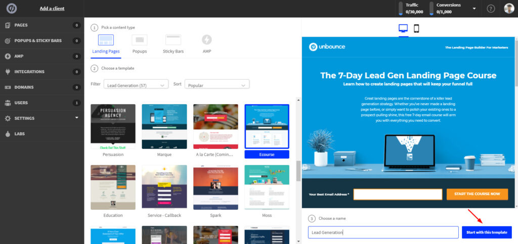 Unbounce Review 2021: Features, Pricing, Pros & Cons