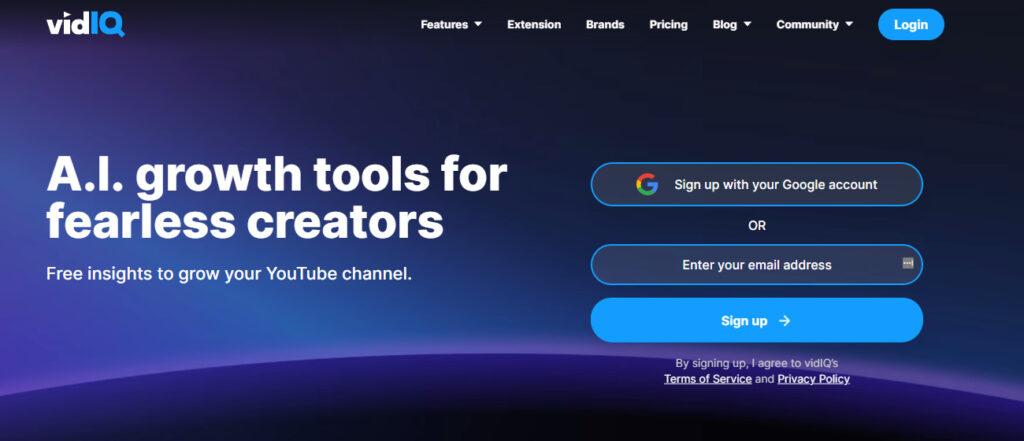vidiq youtube video rank checker tool